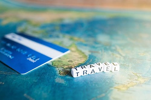 Travel Credit Card vs. Money Card